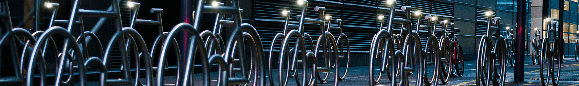 Bike racks © Tim Spijkerman